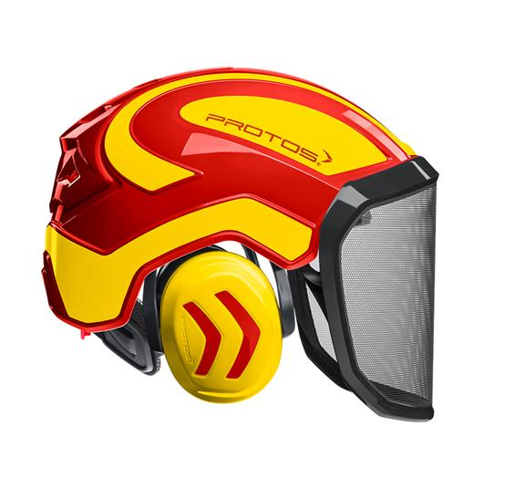 Casco Protos Integral Forest P-204000
